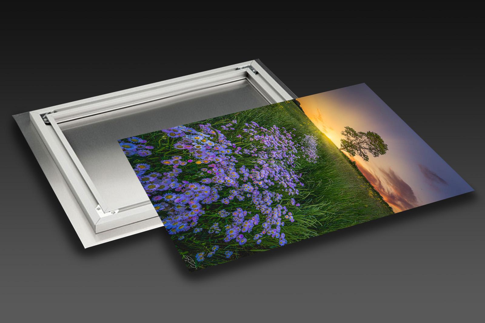 CHROMALUXE HD METAL (Ready to Hang) print preview